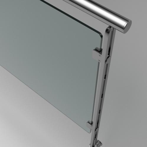 Ringhiere in vetro ringhiere in vetro per scale interne vendita online firenze - Ringhiere in vetro per scale interne prezzi ...